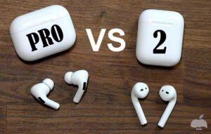 نقد و بررسی AirPods Pro در مقابل AirPods 2, کدام ایرپاد بهتر است؟