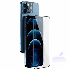 محافظ صفحه نمایش آيفون 12 - مدل Amazing 2-in-1 HD