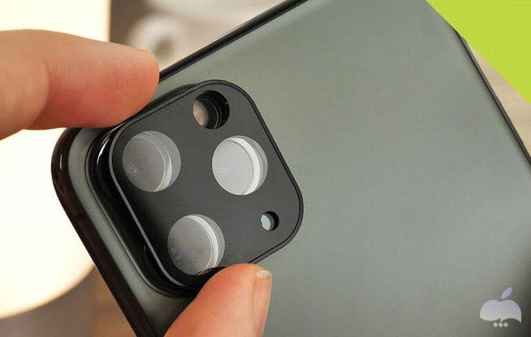 10 مدل از بهترین محافظ لنز دوربین آيفون