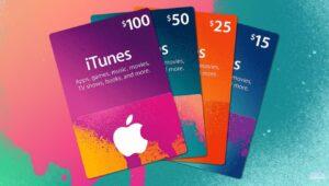 آموزش استفاده از گیفت کارت اپل (راهنمای تصویری) + قیمت