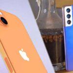 آیفون 13 در مقابل سامسونگ گلکسی S21، کدام گوشی بهتر است؟