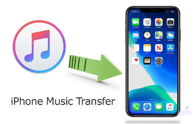 8 روش انتقال آهنگ روی گوشی آیفون + آموزش تصویری