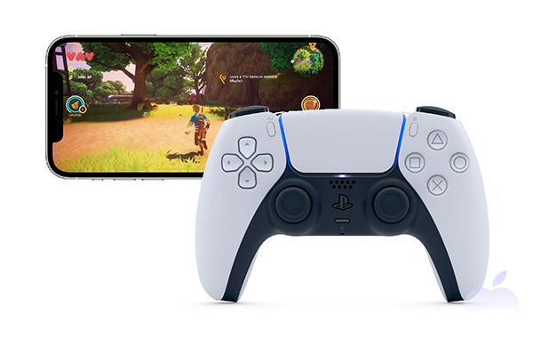 آموزش اتصال دسته PS5 به آيفون