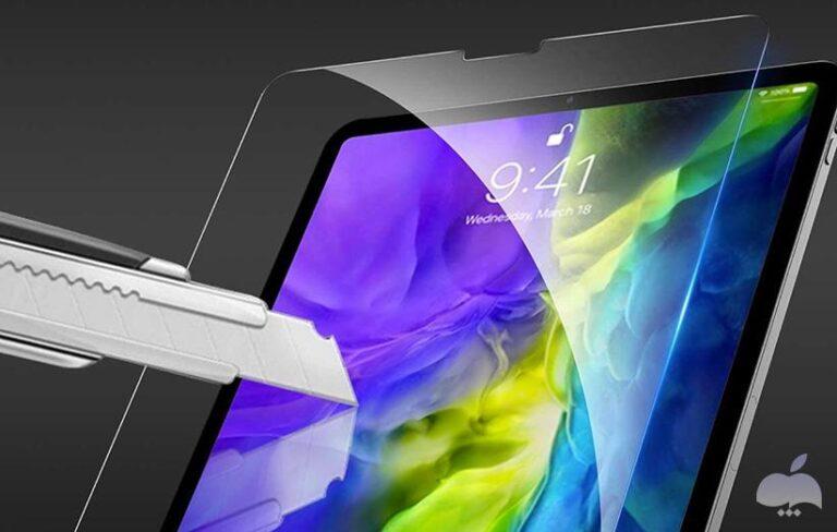 خرید 30 مدل از بهترین محافظ صفحه نمایش آیپد + قیمت روز