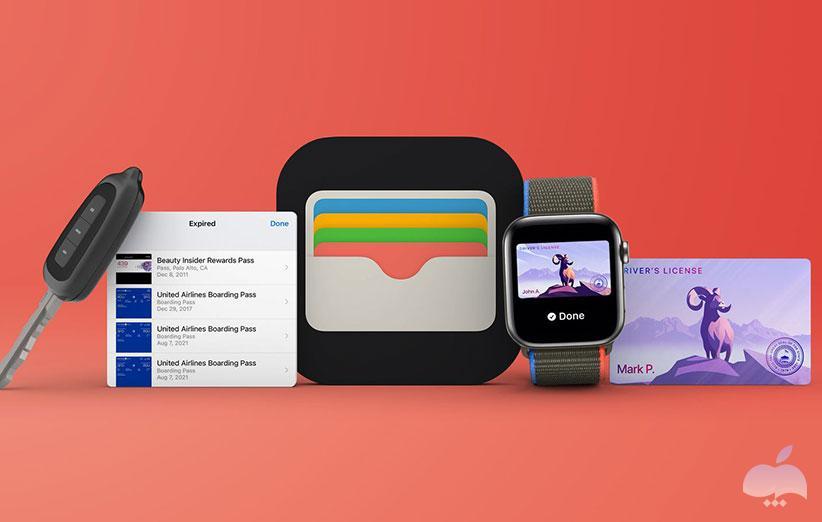 نقد و بررسی iOS 15 - کیف پول دیجیتال