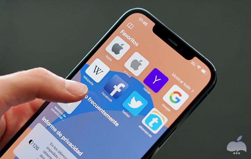 نقد و بررسی iOS 15 - سافاری